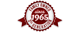 Family Owned and Trusted Since 1965