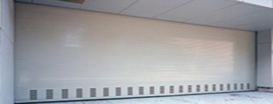 Rolling Steel Garage Door
