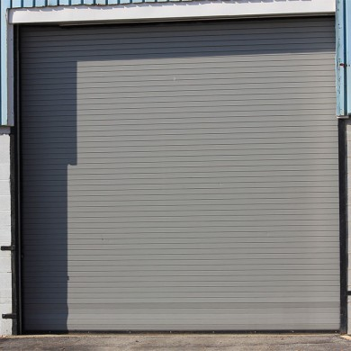 Rolling Steel Door | Oaks Expo Center