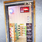 TMI Freezer Strip Doors