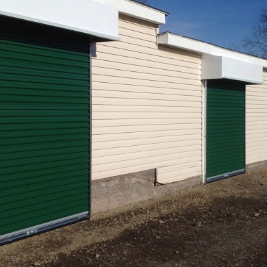 Small Warehouse Doors