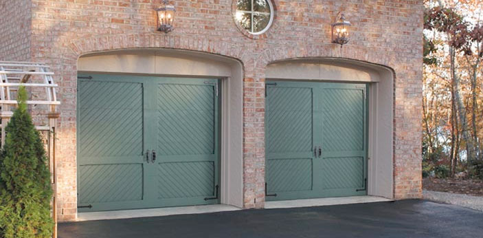 Biltmore Carriage House Doors