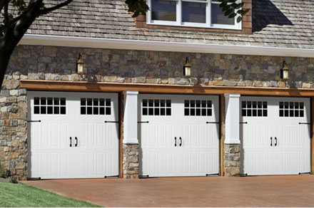Amarr Classica Carriage House Garage Door