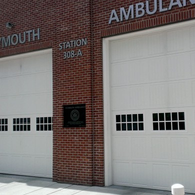 Plymouth Ambulance Station