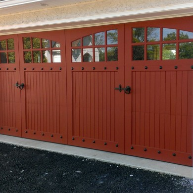 Paint Grade Carriage Door | Pottstown, PA