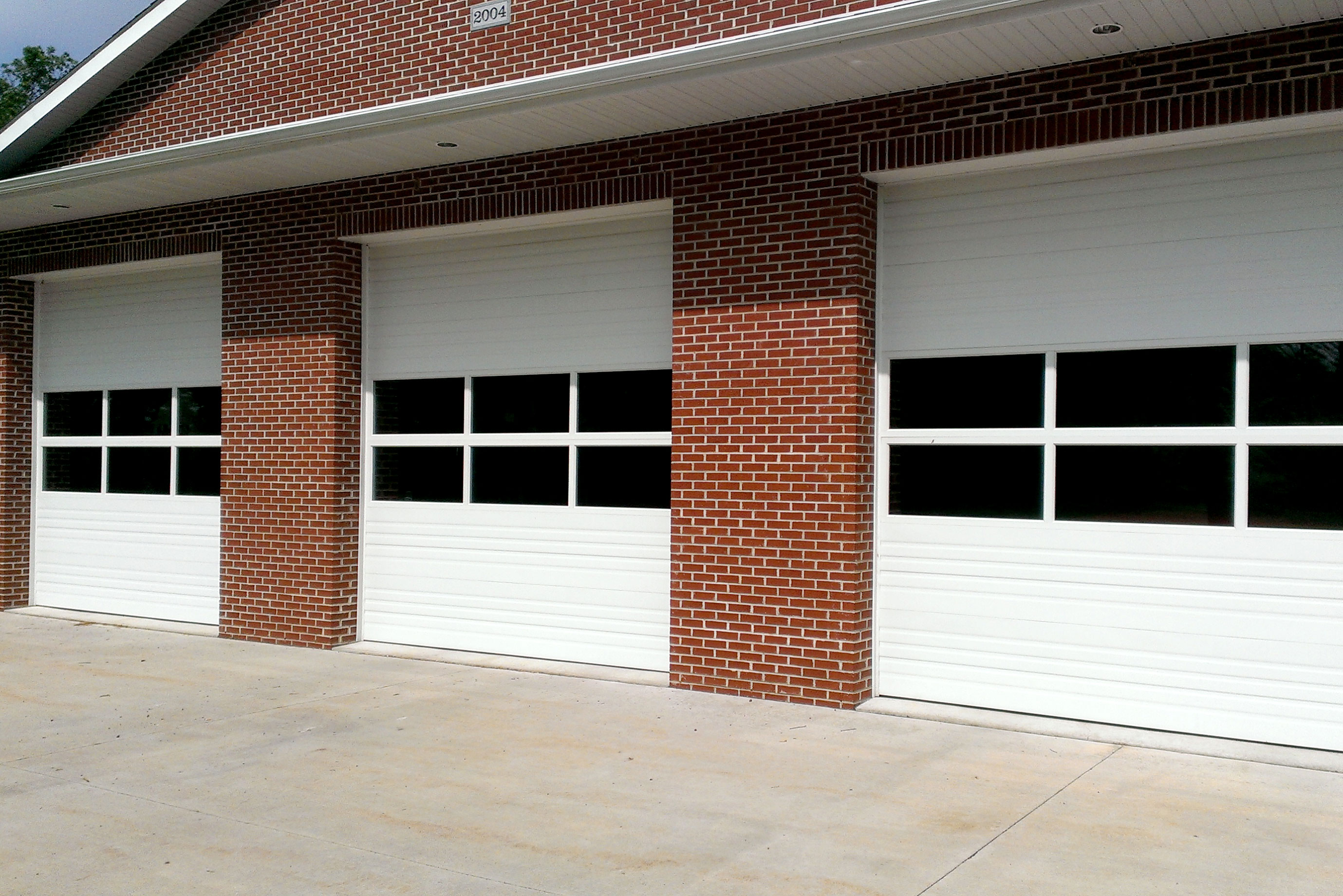 Commercial Garage Door Gallery The Jaydor Company