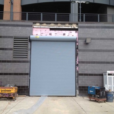 Rolling Steel Door | Lincoln Financial Field