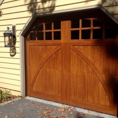 Vinyl Carriage Door | St. Davids, PA