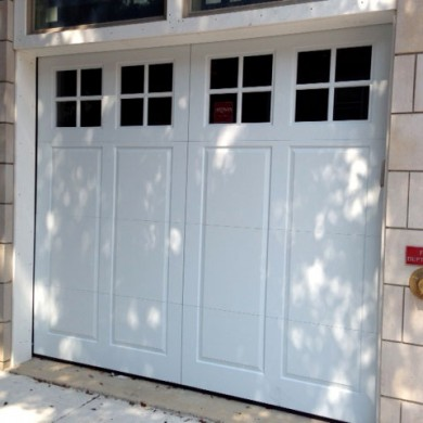Raised Panel Carriage Door | Philadelphia, PA