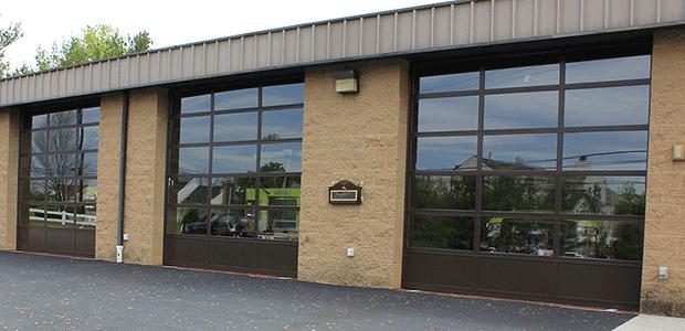 Fire House Garage Doors