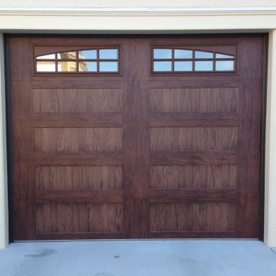 CHI Steel Carriage Door | Cherry Hill, NJ