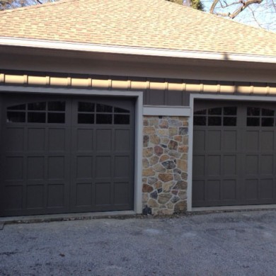 Paint Grade Wood Carriage Door | Villanova PA