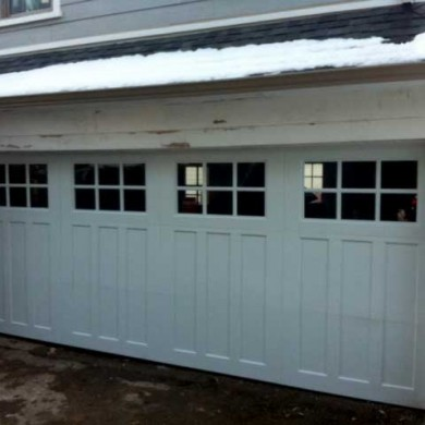 Paint Grade Carriage Door | Wyndmoor PA