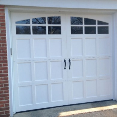 Vinyl Carriage Door | Newtown Square PA
