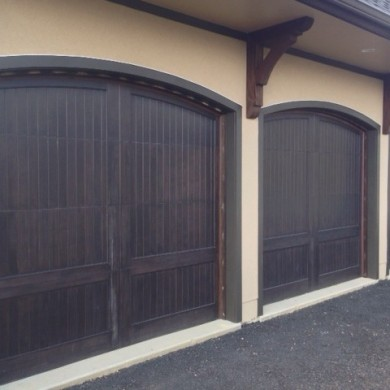 Wood Carriage Doors | Lower Gywnedd, PA