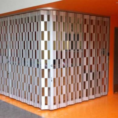 Folding Grille | Wissahickon Charter School