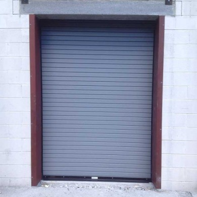 Rolling Steel Door | Five Below Store