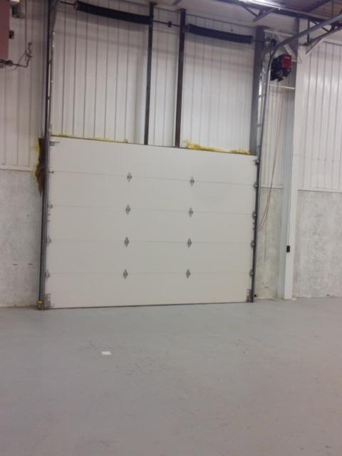 High Lift Garage Door Cowart