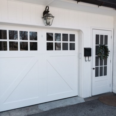 Wood Carriage Door | Wayne PA