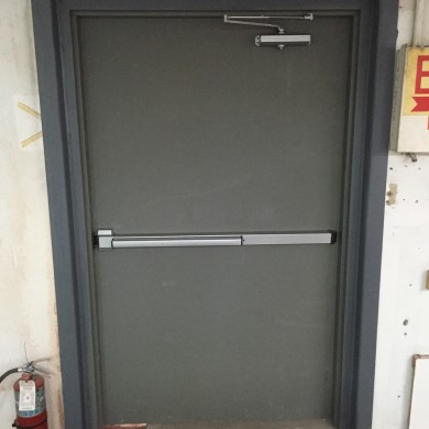 Fire Door | 422 Business Center